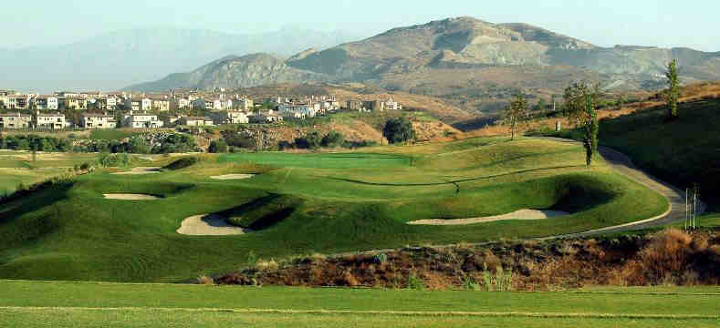 Dos Lagos Golf Course, Corona CA