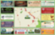 Laurel Highlands Business Map