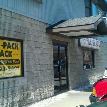 6 Pack Shack