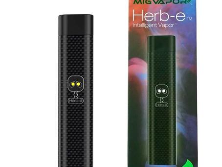 Herb-e vaporizer - tiny, discreet yet powerful
