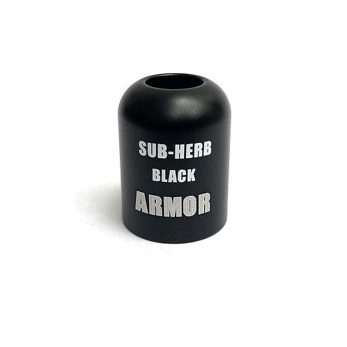 Mig Vapor Black Sub-Herb 'Armor' Aluminium Dome