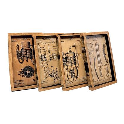 Vintage Patent Set