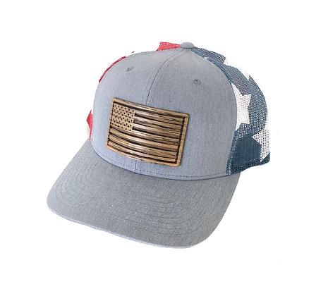 Stars & Stripes Trucker