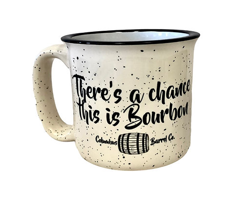 This is Bourbon Campfire Mug