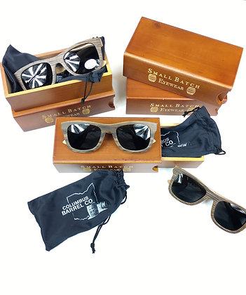 (5) Bourbon Barrel Sunglasses (click to add more)