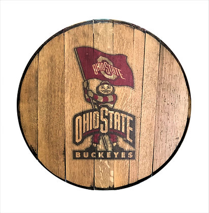 Brutus Buckeye Barrel Head