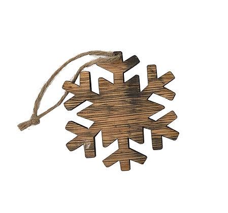 Bourbon Snowflake