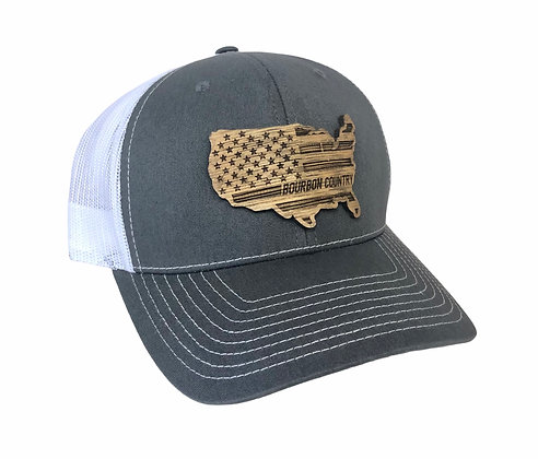 Bourbon Country Hat
