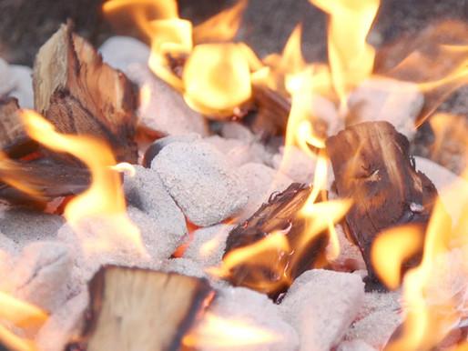 Barrel Smoking Chunks for Grilling Season