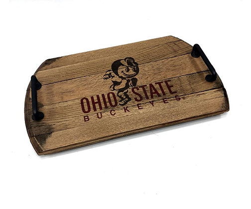 Brutus Buckeye Serving Tray