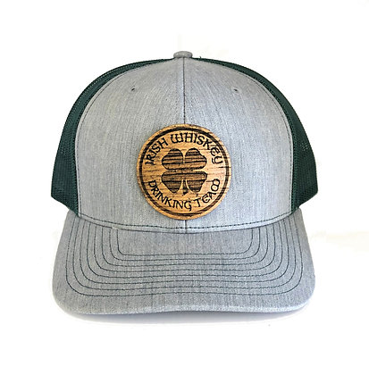 Irish Whiskey Drinking Team Hat