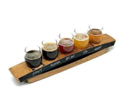 Barrel Stave Beer Flight (Expert)