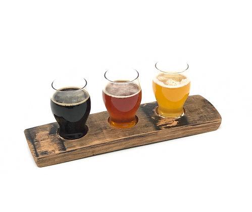 Barrel Stave Beer Flight (Beginner)