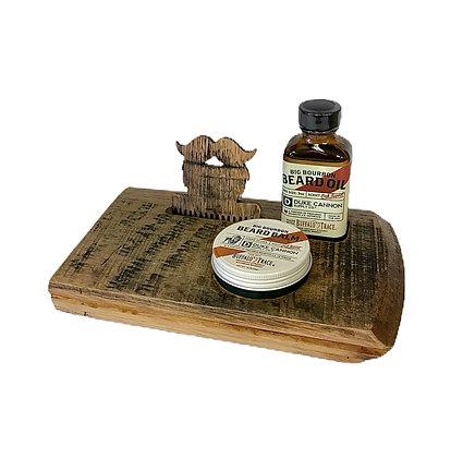 The Bourbon Lover's Beard Kit