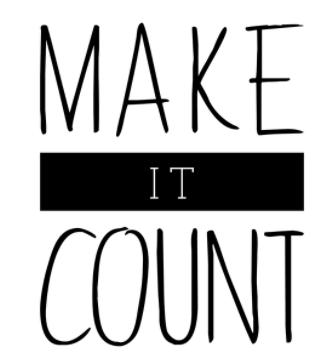 Make it Count Sponsor