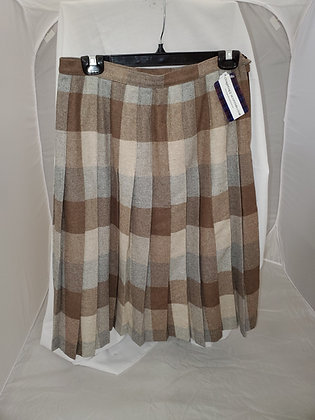 Wool Blend Skirt