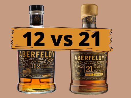 Drink a Dram with Delin: Age Statements and Aberfeldy 12 vs 21