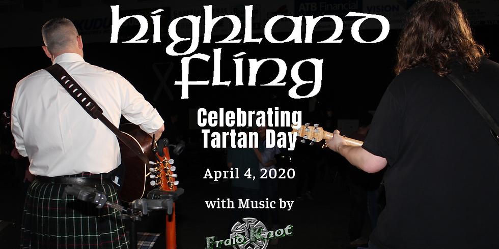 Highland Fling: Celebrating Tartan Day