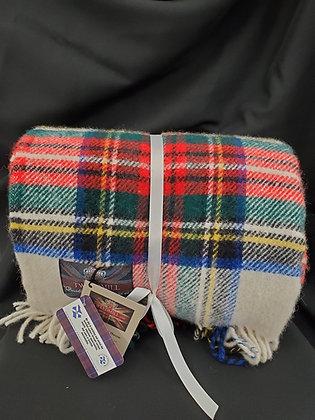Dress Royal Stewart Pure Wool Blanket
