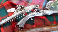 A Short History of Scottish Firearms, Part I: Scottish Steel Pistols
