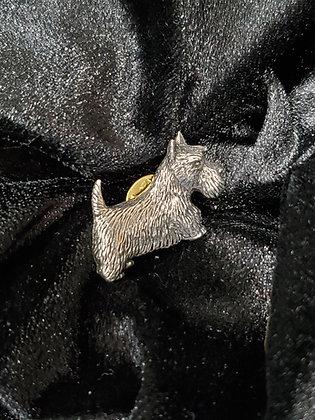 Scottie Terrier Dog Pin