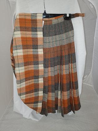 Vintage Reversible Kilt