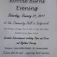 11th Annual Robbie Burns