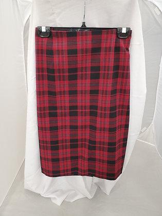Ricki's Plaid Skirt