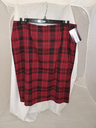 Rick's' Plaid Skirt
