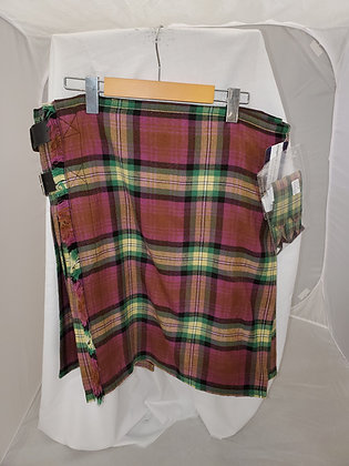 Set- Isle of Skye Weathered Kilt & Flashes