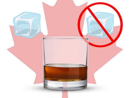 Drim a Dram with Delin: To Chill or Not to Chill (Canada Day Edition)