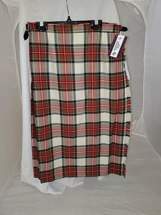 Weathered Dress Stewart Kilt