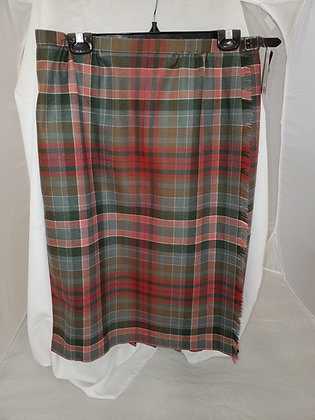 Weathered MacNaughton Dress Kilt