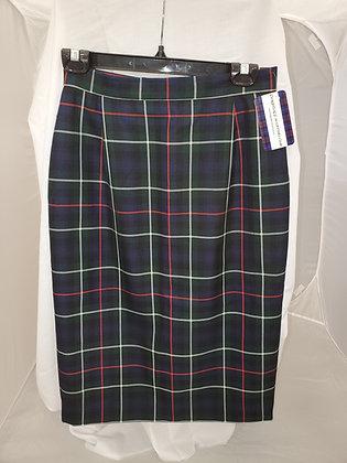 Mackenzie Tartan Lined Skirt