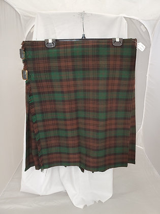 Brown Watch Kilt