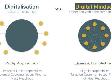 Digital Mindset for Growth Capital