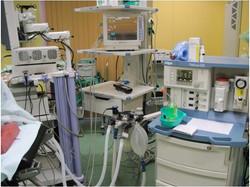 Оснащенная клиника