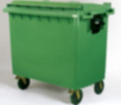 rear loader bin wagga