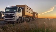 Smallmons Volvo hook truck.jpg