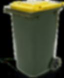 240L Wheelie Bin Rubbish bins wagga 1.pn