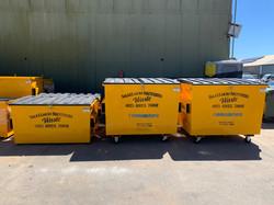 Wagga Cardboard Recycling Bins