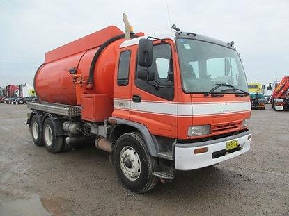 Liquid Waste and septic tanker - Wagga Wagga
