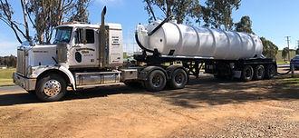 Bulk liquid waste Wagga Wagga