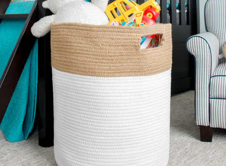 Amazing Benefits of Purchasing Cotton Rope Baskets