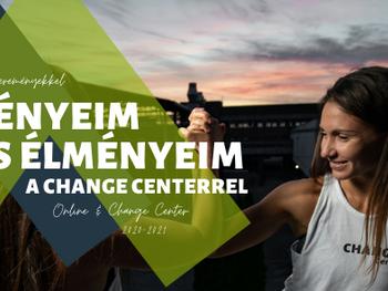 Eredmények és élmények a Change Centerrel - közvélemény kutatás