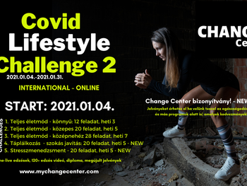 COVID Lifestyle Challenges 2