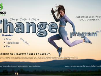Új őszi Change program