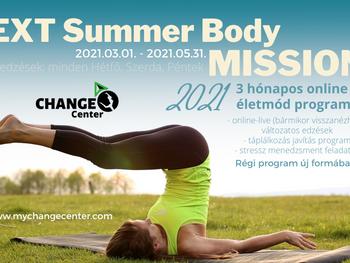Next Summer Body Mission2