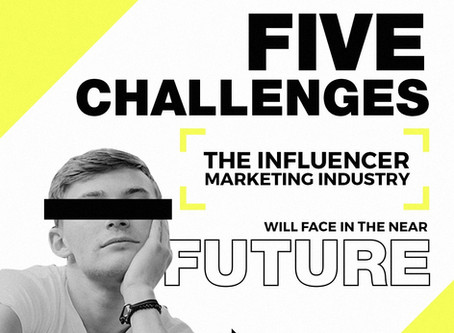 #GushAcademy: インフルエンサーマーケティング業界が近い将来直面する5つの課題
