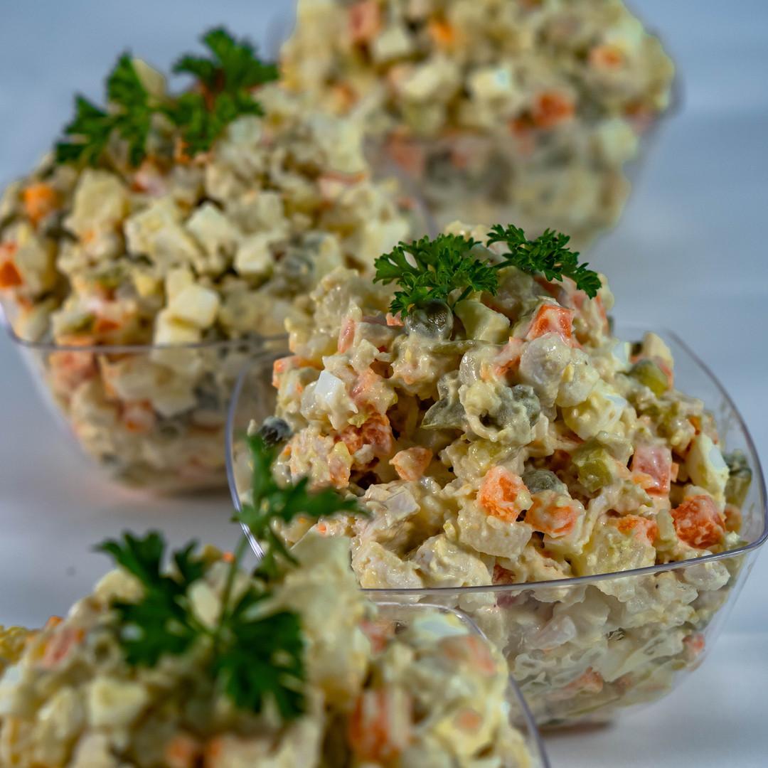 """Russian Salad """"Olivie"""""""